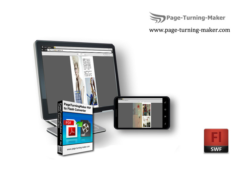 Free PageTurningMaker PDF to Flash Converter