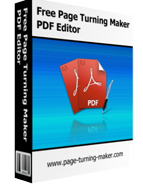 Free Page Turning Maker PDF Editor