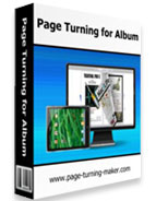 image to page turning book